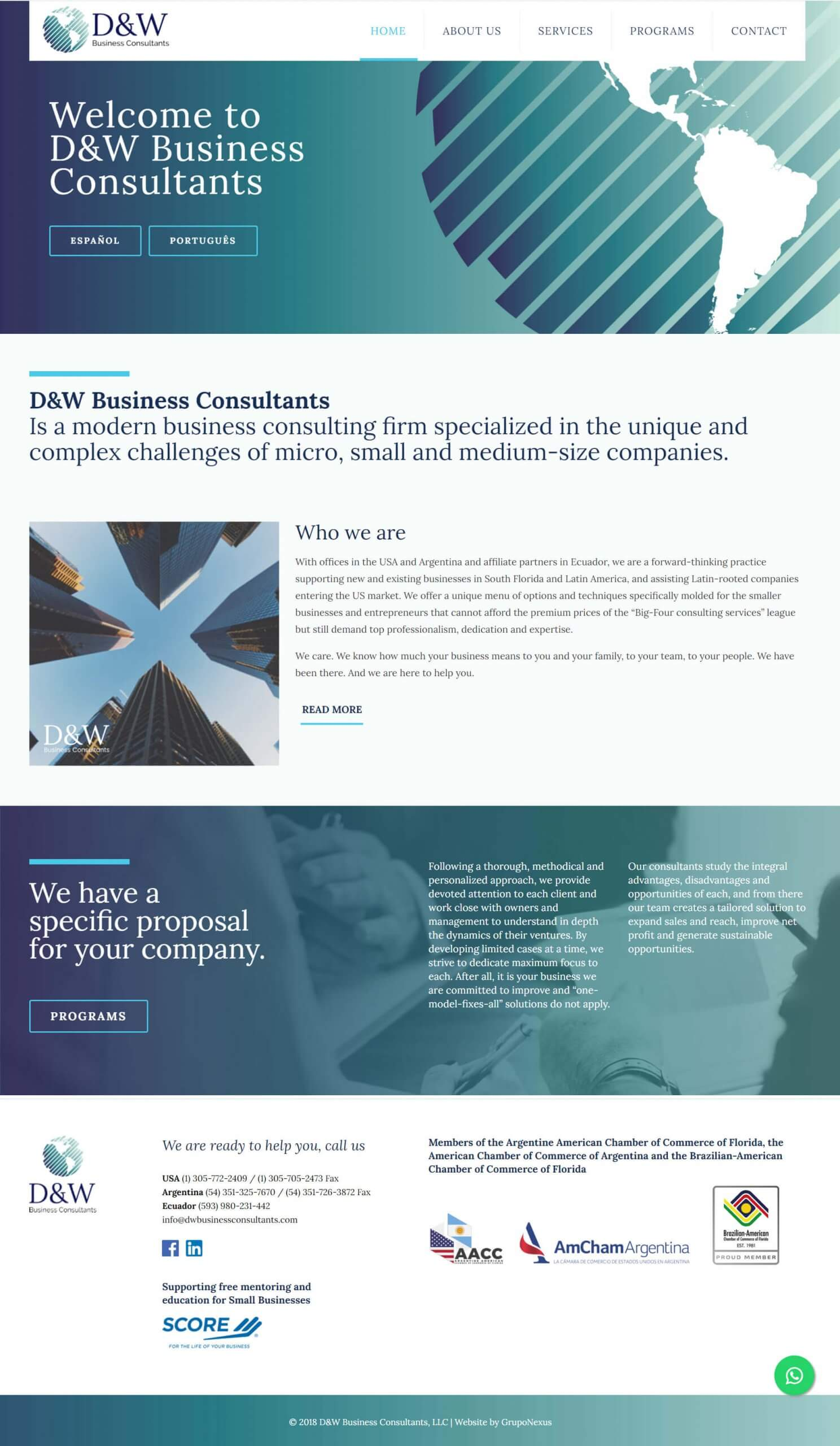 DW Business Consultants